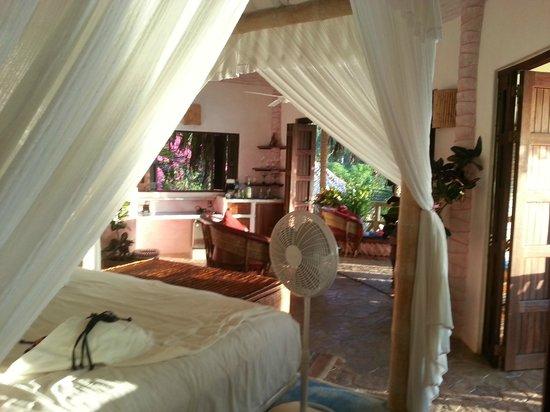 Playa Escondida: Beautiful Room