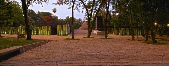 Parque Agua Azul: La recién remodelada Concha Acústica