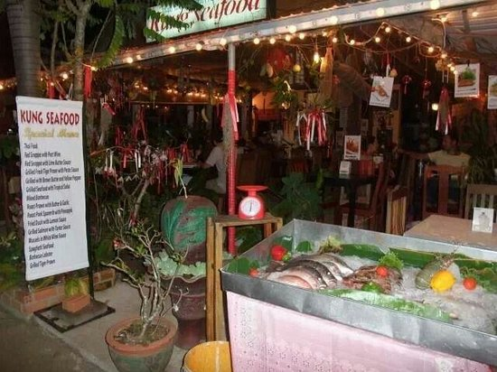 Khung Seafood : So good