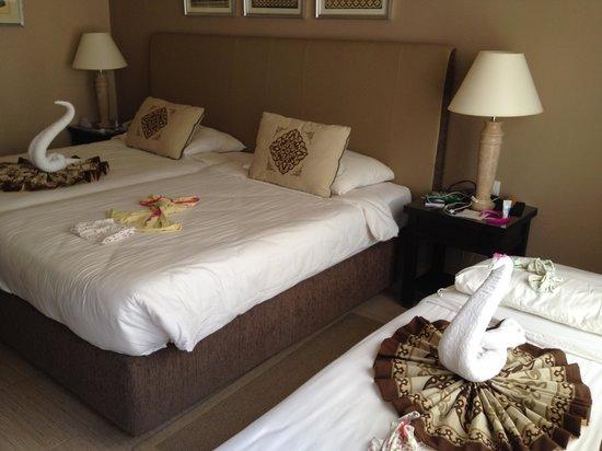 Jaz Fanara Resort & Residence: La nostra camera
