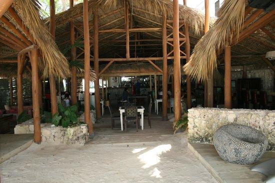 Hotel Bavaro Green : Restaurante Huracan Cafe