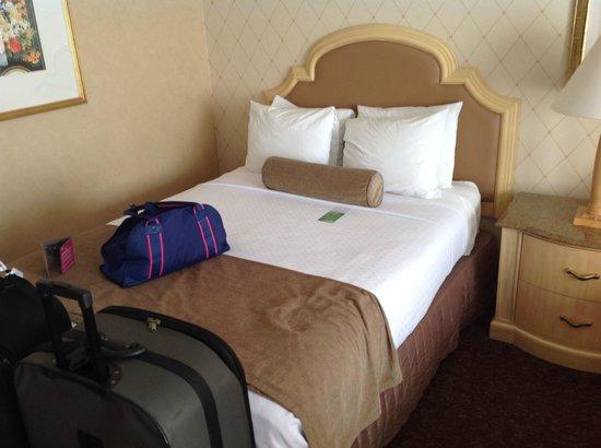 Crowne Plaza Hotel San Diego - Mission Valley: suite