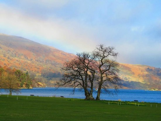 Lake District Tours: Ullswater lake