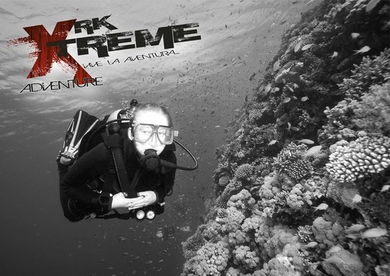 Diving RK Xtreme...!