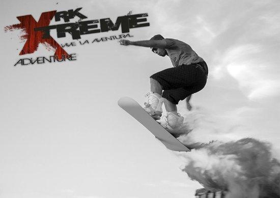 Professional Sandboarding RK Xtreme...!