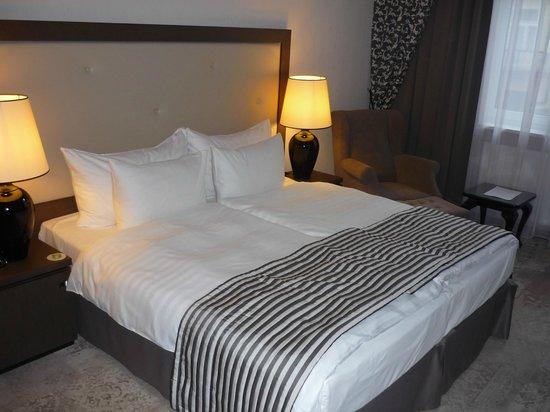 Metropolitan Boutique Hotel: Bedroom