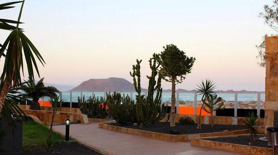 Gran Hotel Natura: View from pool bar