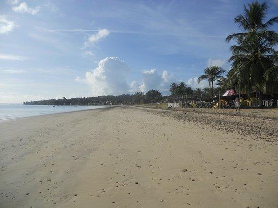 Pousada Nel Blu: spiaggia davanti alla pousada