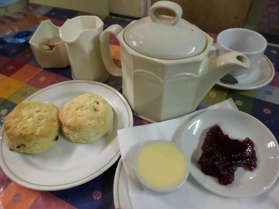 Abbeyglen Castle Hotel : Afternoon Tea
