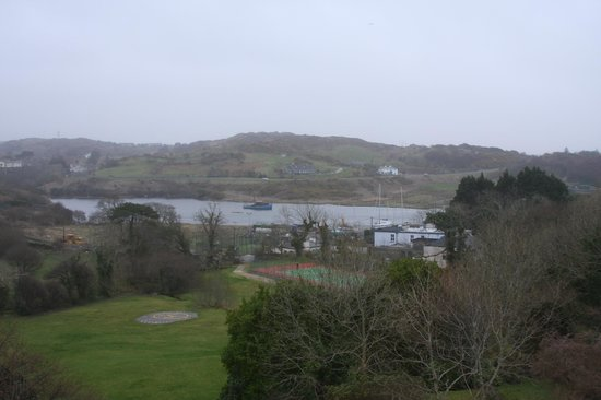 Abbeyglen Castle Hotel : View of Clifden