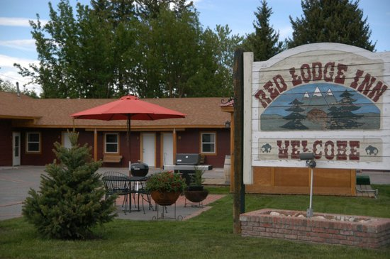 The Red Lodge Inn: A great place to relax!