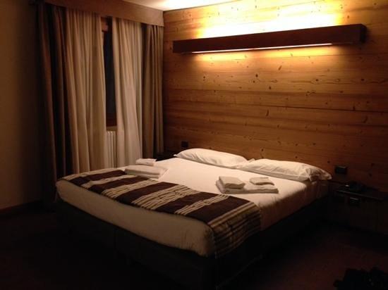 camera da letto standard al primo piano - Picture of Hotel La Chance ...