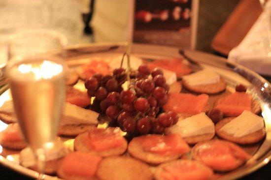 Abbeyglen Castle Hotel : Cheese Selection