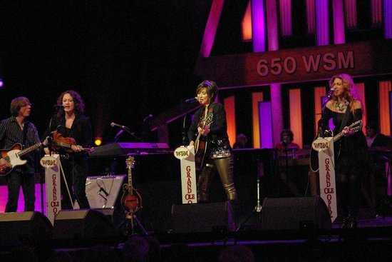 The Grand Ole Opry: Pam Tillis