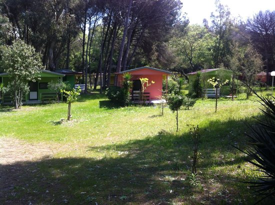 Villaggio Nettuno : in campeggio