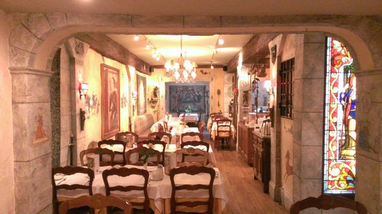 Cornell Hotel de France : Dining Room