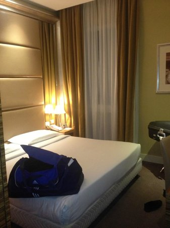 Eurostars Saint John Hotel: My room
