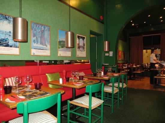 La Trattoria : Restaurant