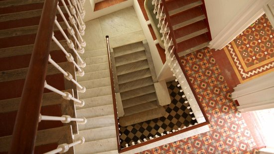 Hotel Sitges 1883: Hall