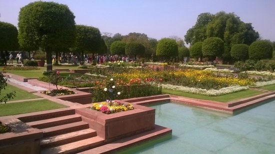 Mughal garden new delhi indien anmeldelser tripadvisor Mughal garden booking