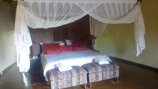 Shishangeni Private Lodge : interno della camera