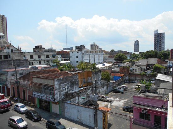 Boutique Hotel Casa Teatro : Daytime view from rooftop lounge