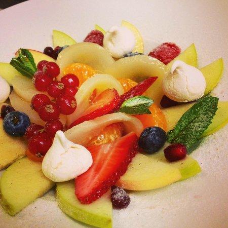 Italie là-bas ! : Salade de fruits