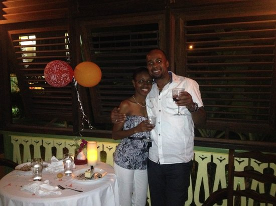 Coco Palm Resort : 40th Birthday Dinner Night