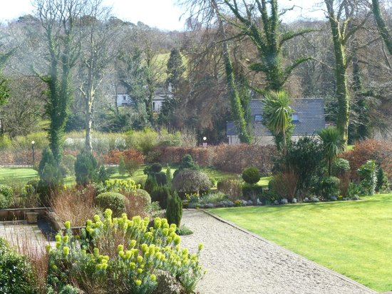 Auchrannie House Hotel : View from room 29