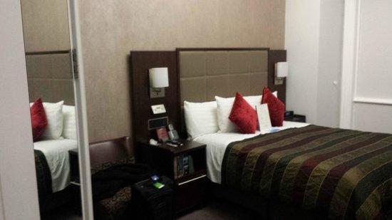 Club Quarters Hotel, Trafalgar Square: Camera panoramica