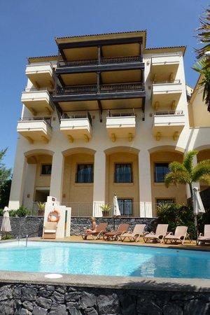 Vincci Seleccion La Plantacion del Sur : view of rooms and balconies