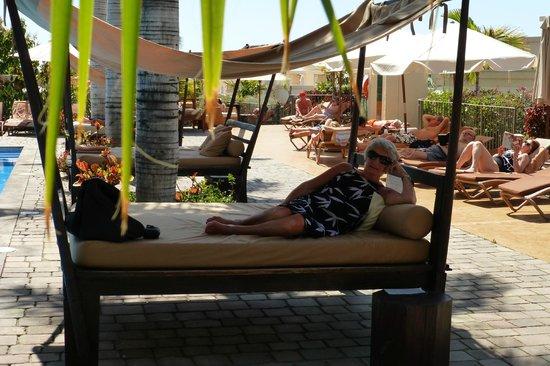 Vincci Seleccion La Plantacion del Sur : balinese bed study