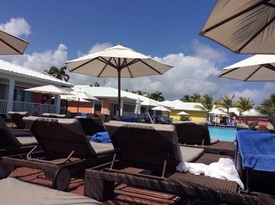 Club Med Punta Cana : The pool at the Tiara Club