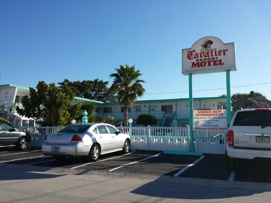 Cavalier Resort Motel: The Cavalier!
