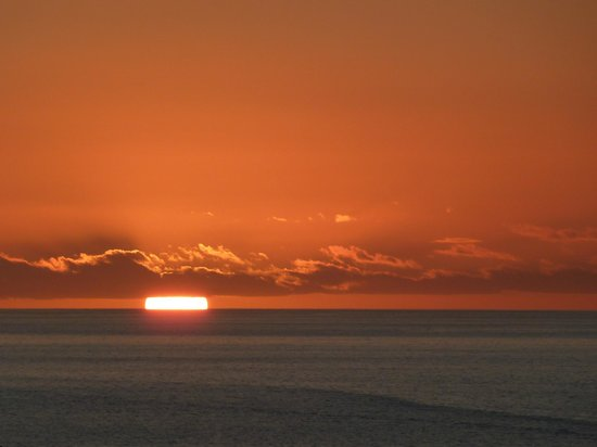 Marina Suites: Another Lovely Sunset