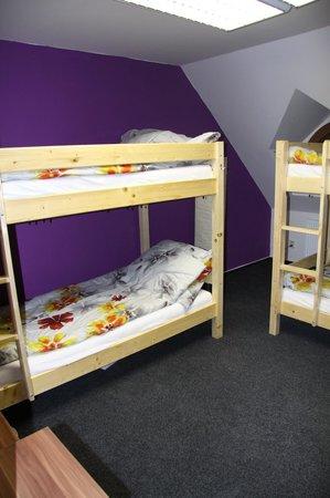 Hostel John Galt: 4 bed room