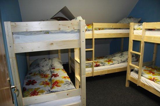 Hostel John Galt: Room