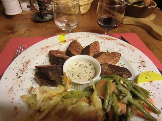 Restaurant Le Barillon : The duck breast