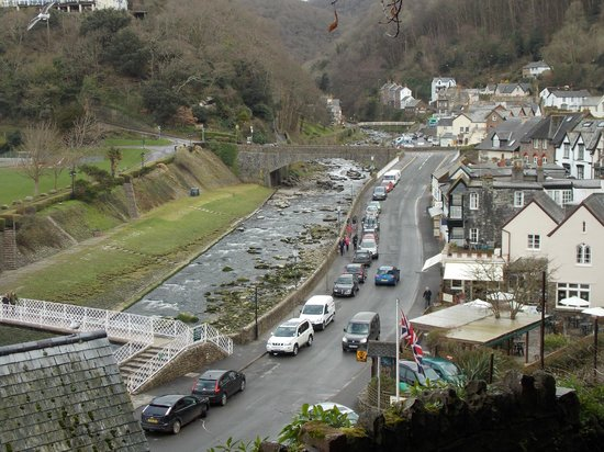 Bay Valley of Rocks Hotel: lynmouth