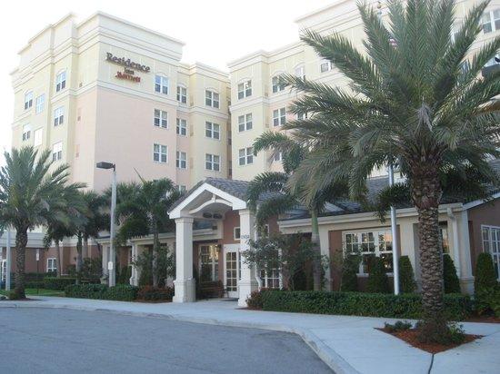 Residence Inn Port St. Lucie : Excellent choice