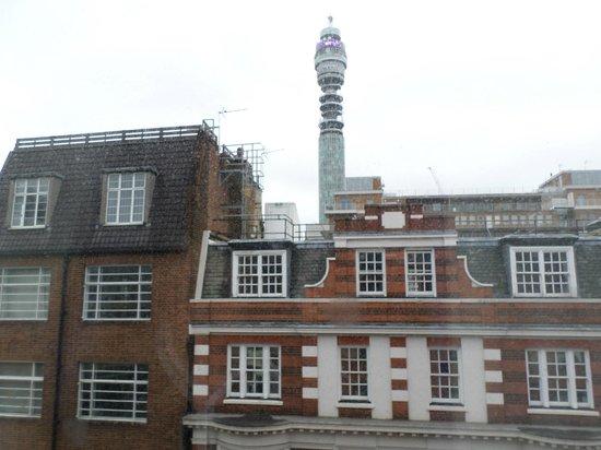 YHA London Central : uitzicht