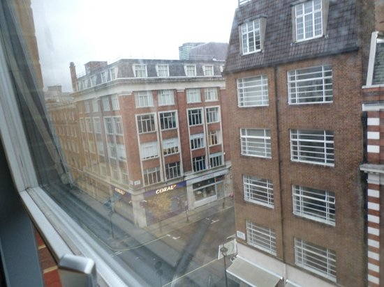 YHA London Central: uitzicht