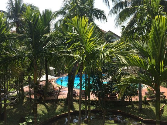 Hoi An Trails Resort: view from room