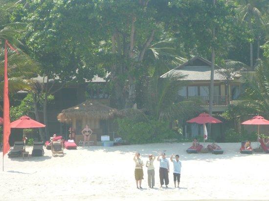 Anantara Rasananda Koh Phangan Villas: abschied