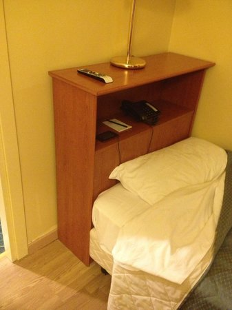 Hotel Impero: design