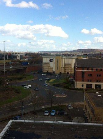 Jurys Inn Middlesbrough: Room 717 view