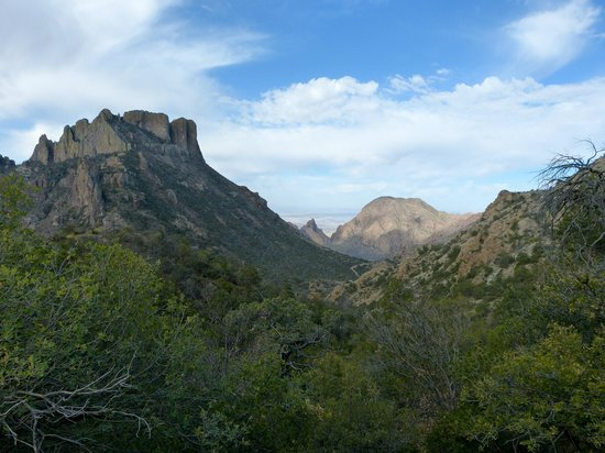Big Bend National Park : From Lost Mine