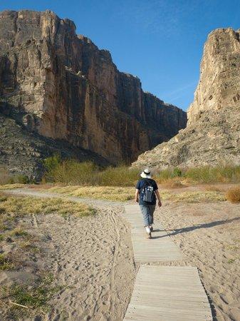 Big Bend National Park : Santa Elena Canyon