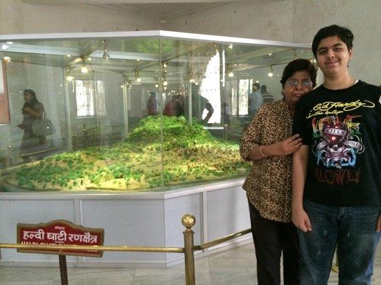 Maharana Pratap Memorial: The Museum at the Memorial
