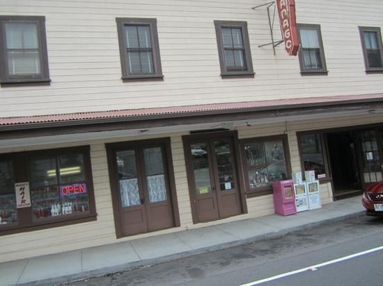Manago Hotel & Restaurant : Manago Restaurant in Capt Cook